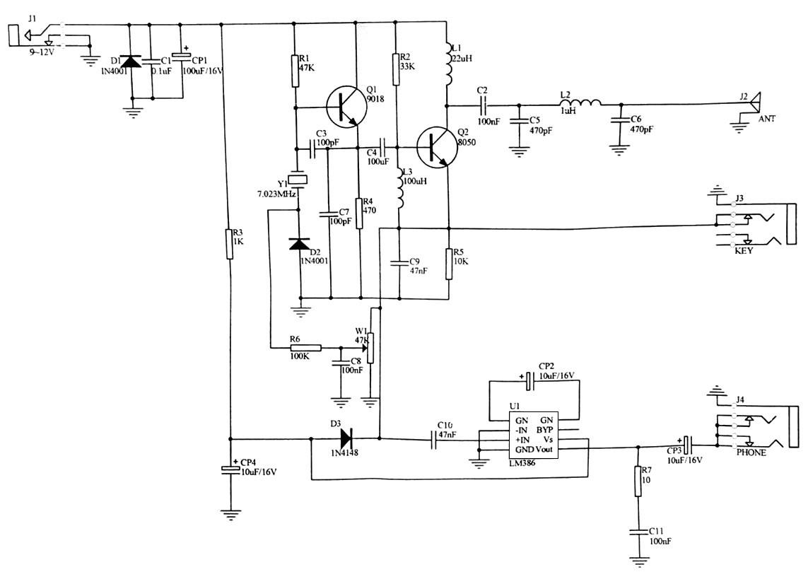 Pixie schematic